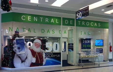 Adesivo para vitrine - Carioca