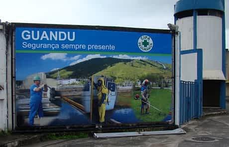 Painel em lona - Guandu