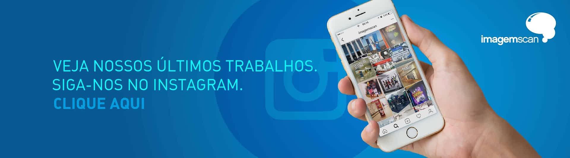 Instagram Imagem Scan Comunicação Visual
